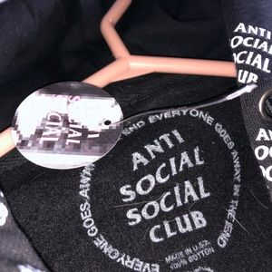 ASSC All Over You Hoodie